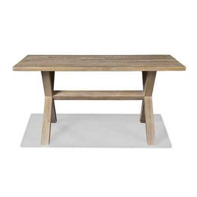 Montauk Solid Wood Dining Table - Birch Lane