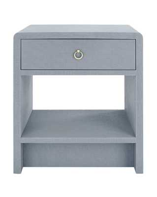 BRIAR NIGHTSTAND, GRAY - McGee & Co.
