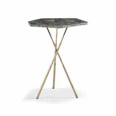 THURSTON SIDE TABLE - Curated Kravet