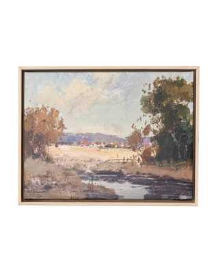 RIVERSIDE Framed Art - McGee & Co.
