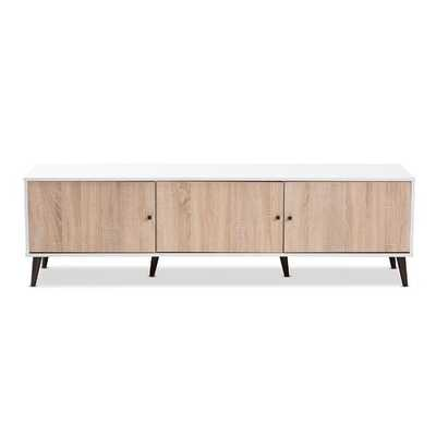 "Jarod Mid-Century 71"" TV Stand - Wayfair"