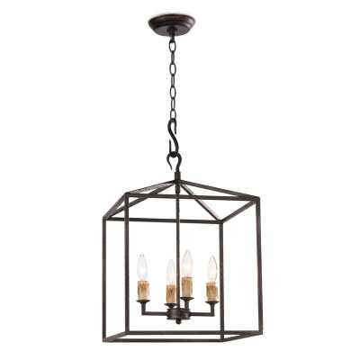 Cape 4-Light Lantern Chandelier - Perigold