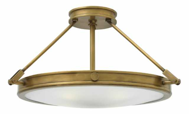 Driden 4-Light Semi Flush Mount - AllModern