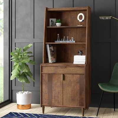 Cutrer 1-Drawer Vertical Filing Cabinet And Hutch - AllModern