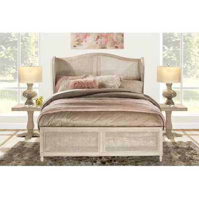 Bogle Panel Bed-Queen - Wayfair