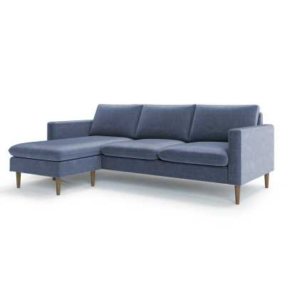 Manuel Reversible Sectional - Wayfair
