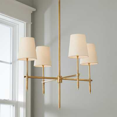 Soho Chandelier - Bronze - Shades of Light