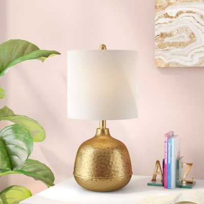 "Truex 22"" Table Lamp - Wayfair"