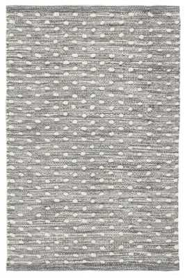 HOBNAIL GREY INDOOR/OUTDOOR RUG, 9 X 12 - Dash and Albert