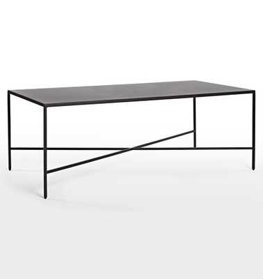 Burton Metal Coffee Table - Rejuvenation