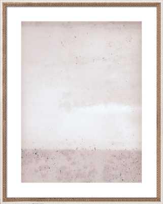 Overcast - Soft Pinks - Artfully Walls