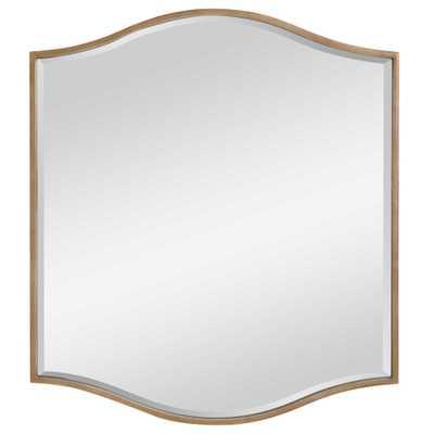 Cerise Gold Mirror - Hudsonhill Foundry