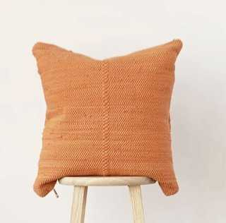 CHINDI PILLOW IN pottery - PillowPia