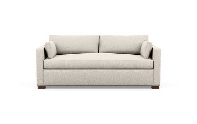 "CHARLY Fabric Sofa - Wheat (Cross Weave)- 83""L - Interior Define"