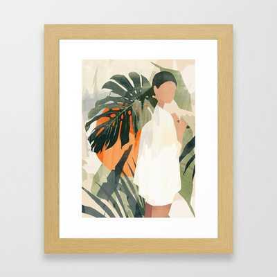 Jungle 3 Framed Art Print - Society6