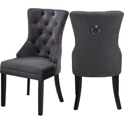 Stonefort Upholstered Dining Chair_ set of 2 - Wayfair