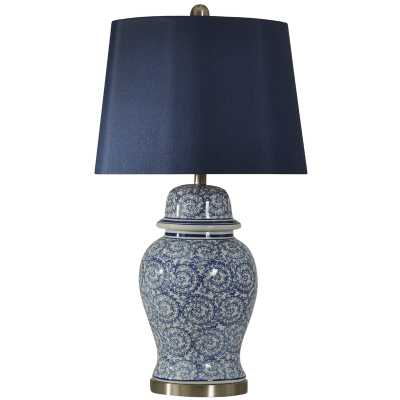 "Sherwood Ginger Jar 31"" Table Lamp - Wayfair"
