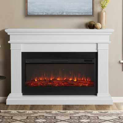 Beau Electric Fireplace - Wayfair