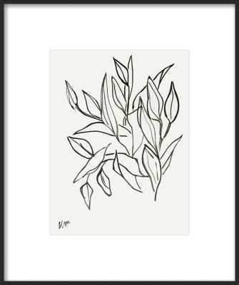 Lilies  BY LYNNE MILLAR - Artfully Walls