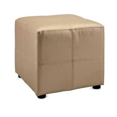 Morgan Upholstered Ottoman - Mercer Collection