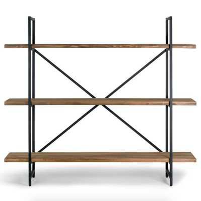 Champney Etagere Bookcase - Wayfair