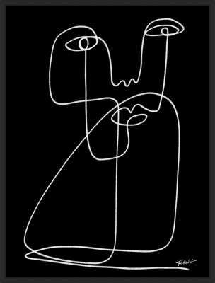 """Cassandra  BY SHIRA BARZILAY - """"KOKETIT"""" - Artfully Walls"""
