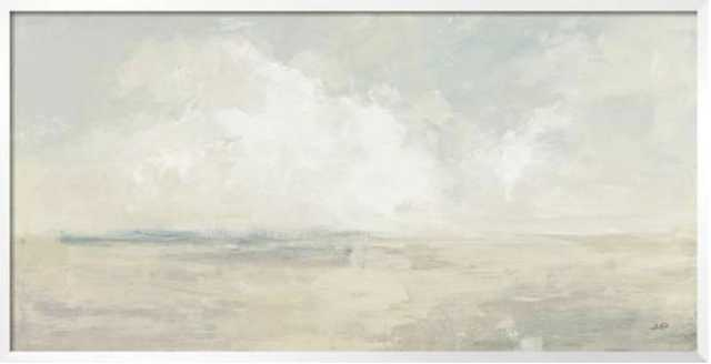 "Sky and Sand- Finished Size: 48"" x 25"" - art.com"