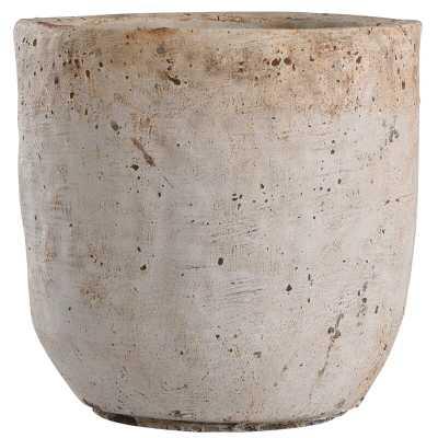 Feist concrete pot planter - Wayfair