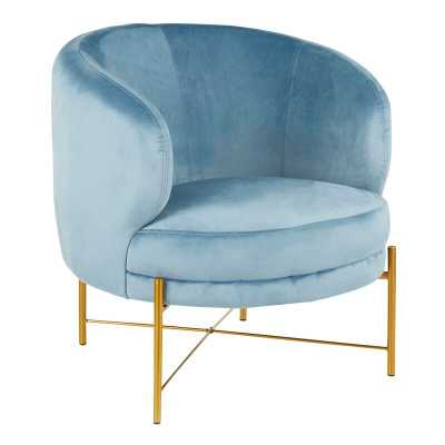 "Temple Meads 21"" Barrel Chair - AllModern"