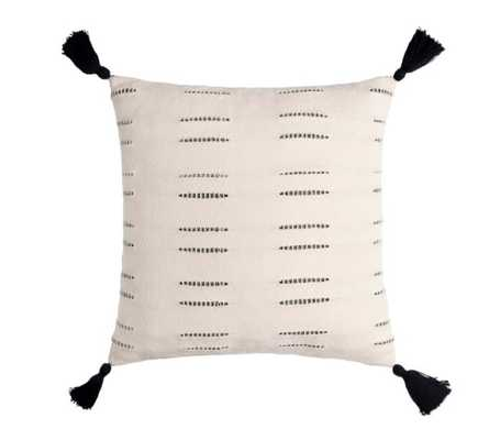 "Eden EDN-001 18"" x 18"" pillow cover only - Neva Home"