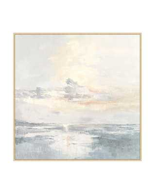 COASTAL SUNSET Framed Art - McGee & Co.