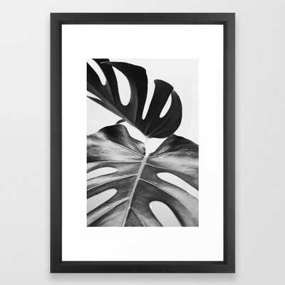 Duo Framed Art Print - Society6
