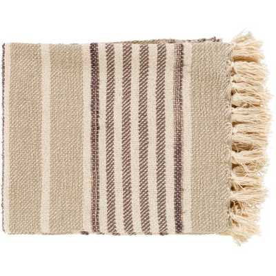 Itzel Throw Blanket - Cove Goods