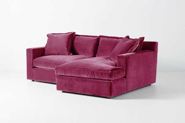 Katina Petite Chaise Sectional - Anthropologie