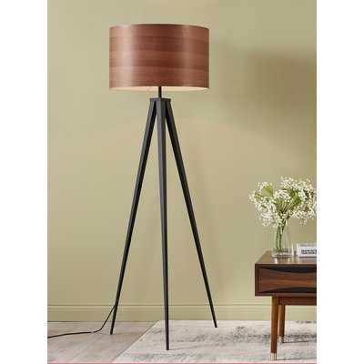 "Hamilton 60.23"" Tripod Floor Lamp - Wayfair"