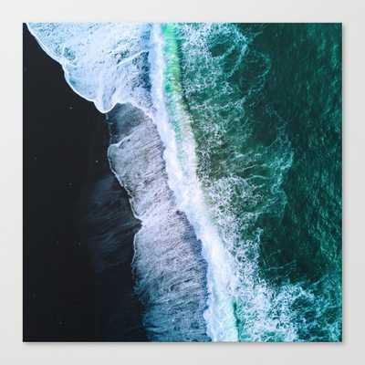 Sea 6 Canvas Print, 24 x 24 - Society6