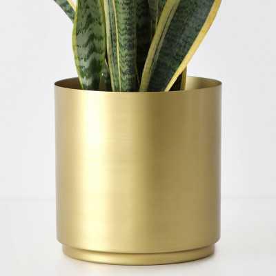Stringfellow Aluminium Pot Planter - Wayfair