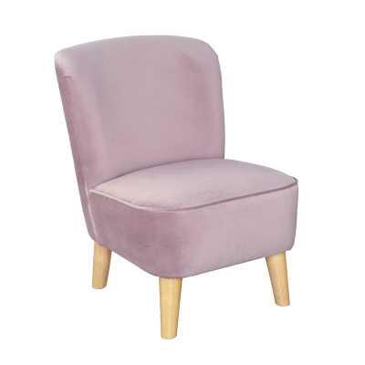 Juni Ultra Comfort Kids Chair - lavender - Wayfair