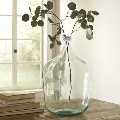 Krista Recycled Glass Vase - Wayfair