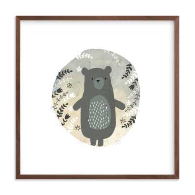 Woodland - Bear - Minted