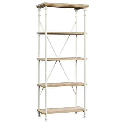 Oakside Etagere Bookcase - Wayfair