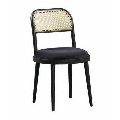 Brava Cane Dining Chair - Maren Home