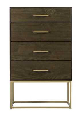 Franklin 4 Drawer Dresser - Wayfair