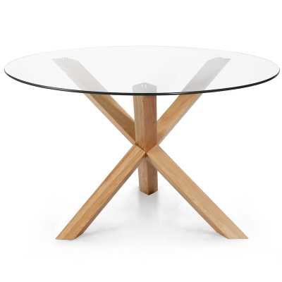 Draves Pedestal Dining Table - Wayfair