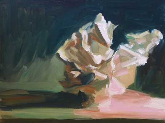 crumpled paper by Mary Sinner for Artfully Walls, 8x10 - Artfully Walls