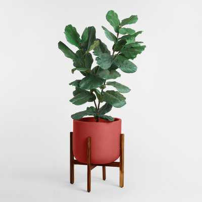 Ceramic Sevilla Outdoor Planter - World Market/Cost Plus