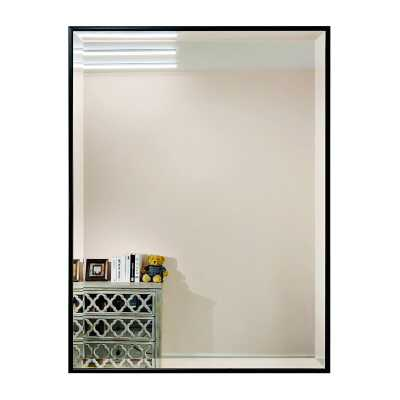 Akeema Slim Modern & Contemporary Beveled Venetian Wall Mirror - Wayfair