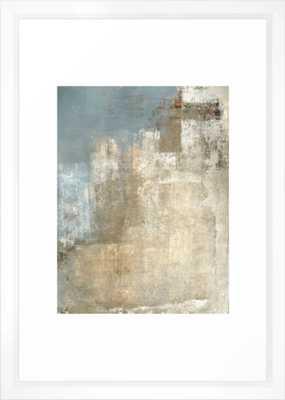 Terrain Framed Art Print - Society6