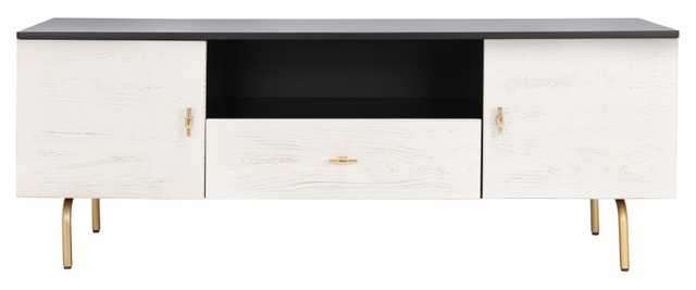 """Genevieve TV Stand for TVs up to 65"""" - Wayfair"""