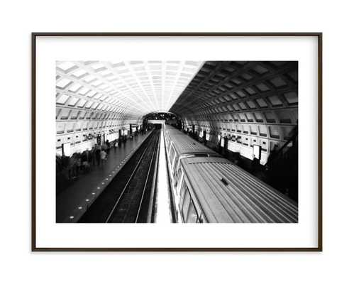 DC subway fast track - Minted